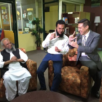 deaf leaders Pakistan
